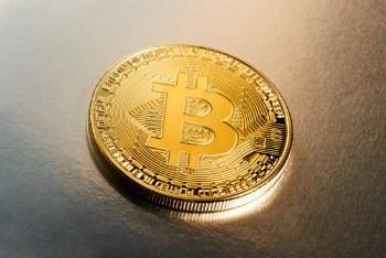 pojedynczy bitcoin